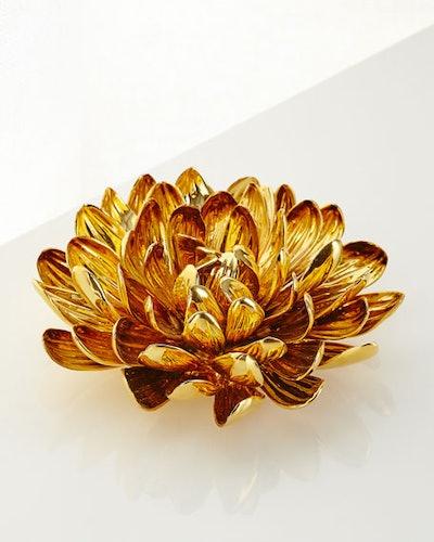 AERIN Dahlia Porcelain Flower