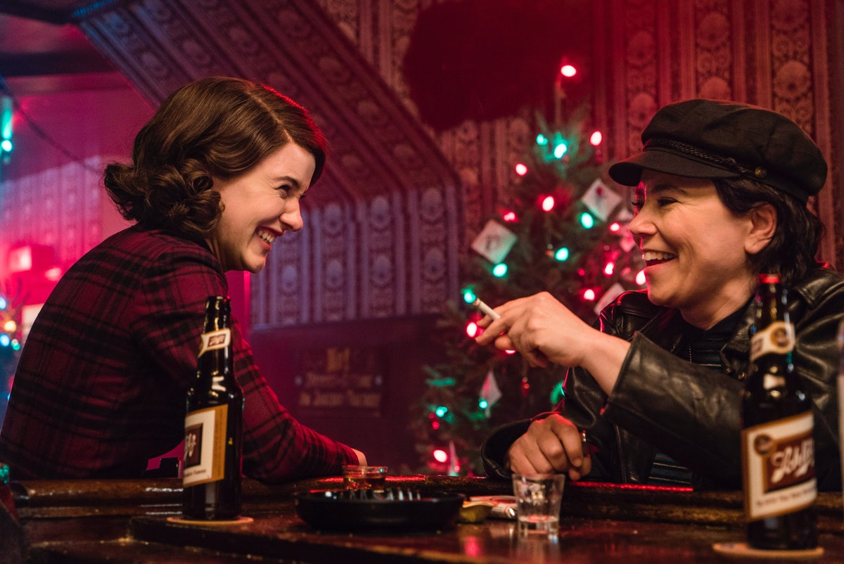 14 'The Marvelous Mrs. Maisel' Pop Culture References That You Totally Missed