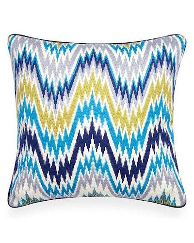 Jonathan Adler Worth Avenue Bargello Pillow