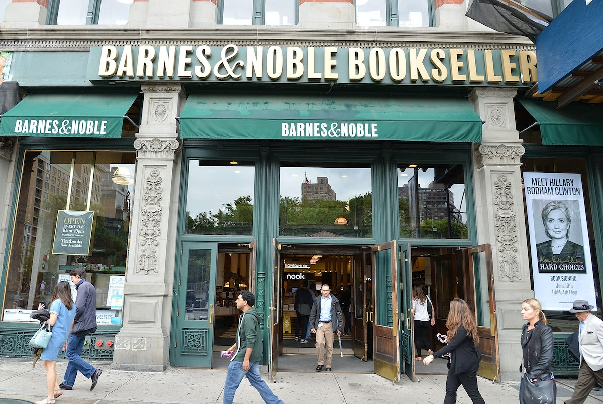This Barnes & Noble Sale Means You Can Get New Books For 50% Off