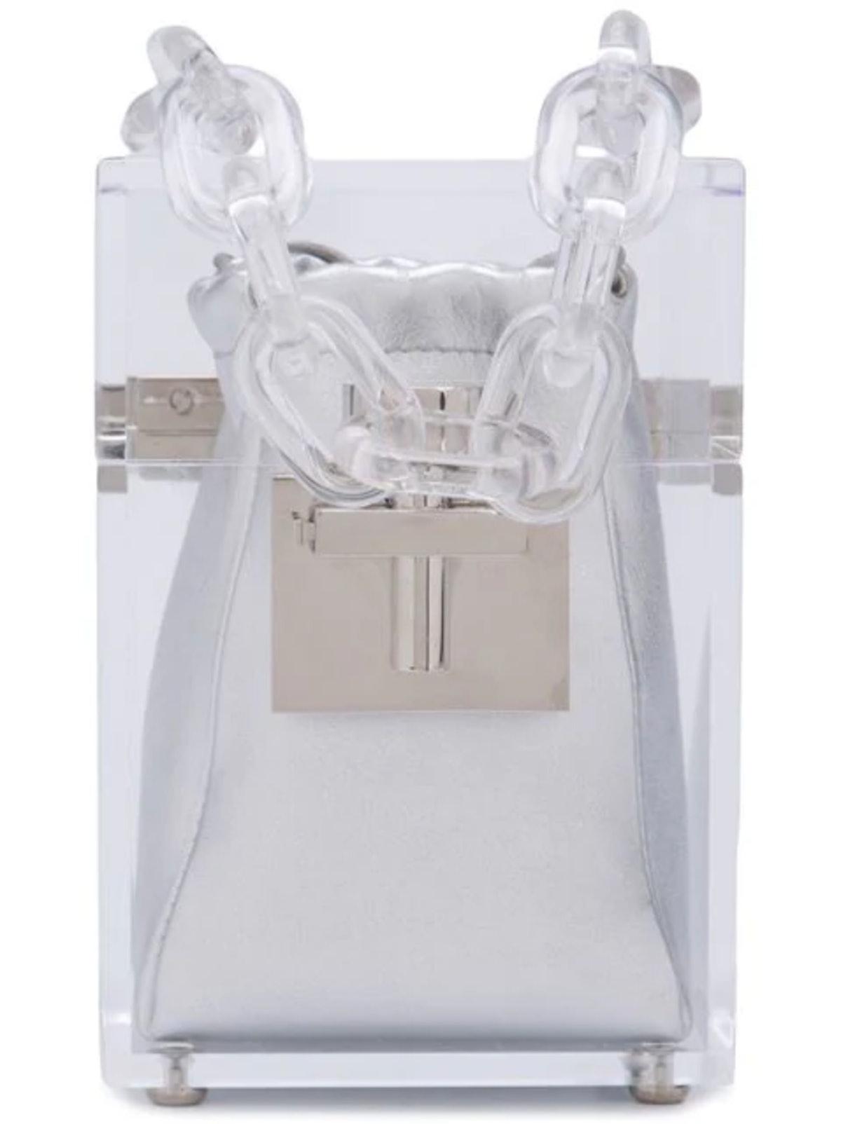 Alibi Acrylic Glass Bag