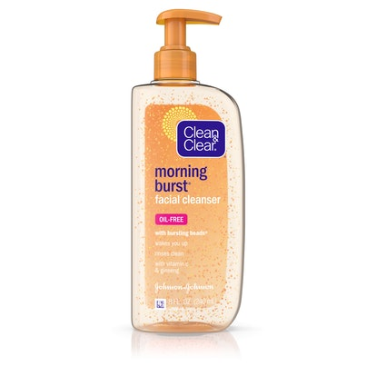 Clean & Clear Morning Burst Oil-Free Gentle Daily Face Wash, 8 fl. oz