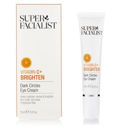 Superfacialist Vitamin C+ Dark Circles Eye Cream