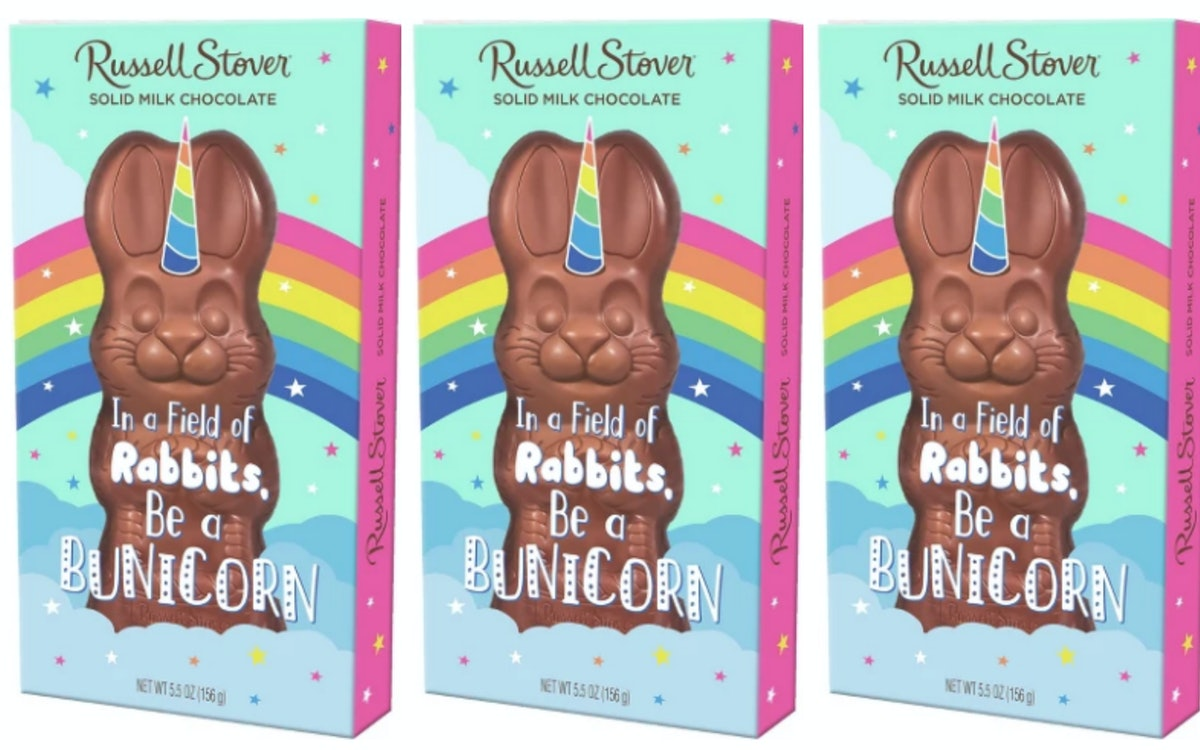 """Russell Stover's Chocolate """"Bunicorn"""" Just Hit Target In Time For Easter"""