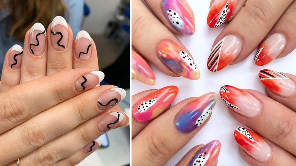 These Spring 2019 Nail Trends Are Taking Over Instagram Feeds