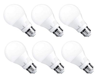 Hyperikon HyperA19-304 LED Light Bulbs (6 Pack)