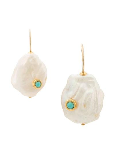 Piccolo Pearl Earrings