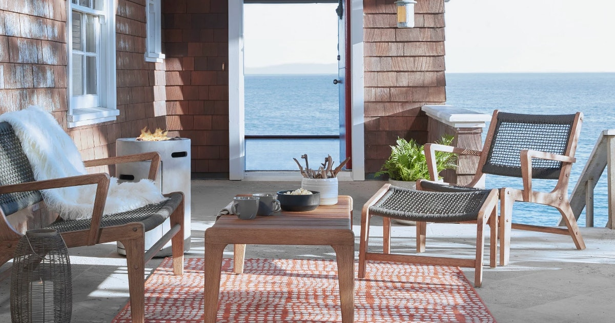 The Cheap Patio Furniture In Target S Sale You Need To Get