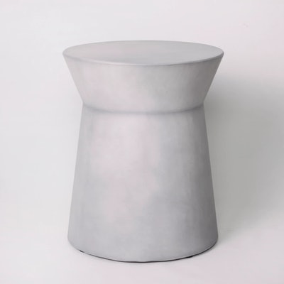 Project 62™ - Faux Concrete Indoor/Outdoor Accent Table - Gray