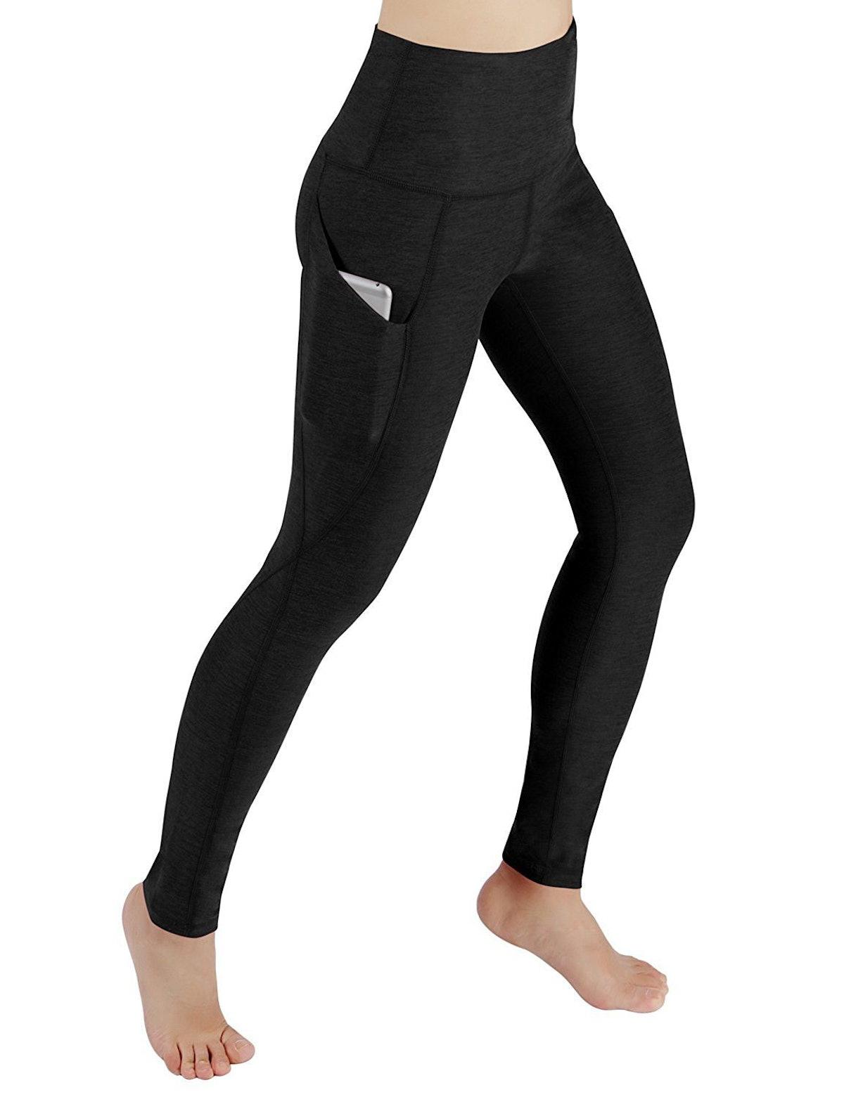 ODODOS Pocket Yoga Pants (XS-XXL)