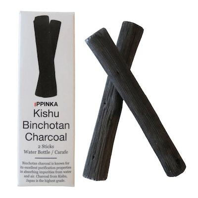 IPPINKA Charcoal Water Purifying Sticks