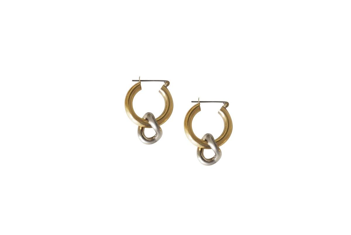 Onda Charm Earrings