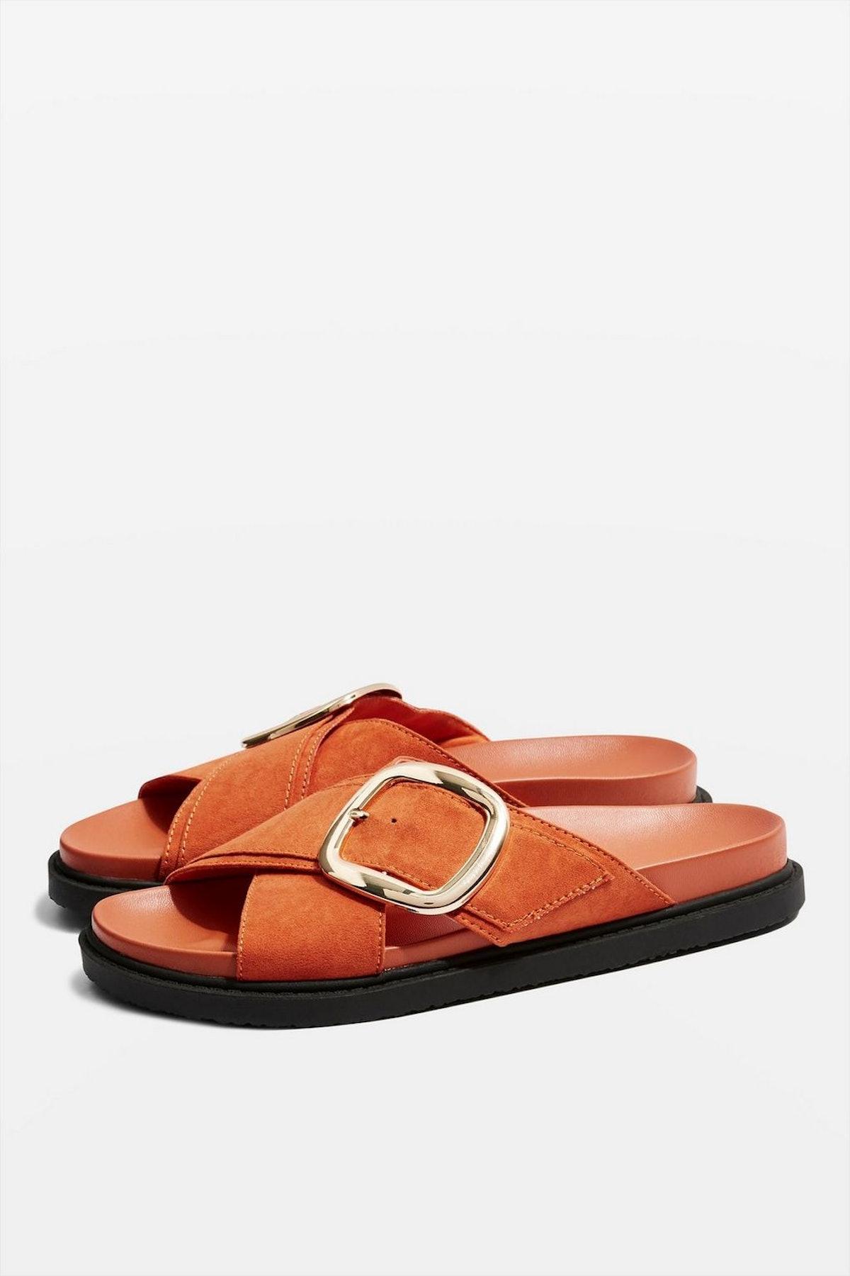 ROMEO Buckle Sandals
