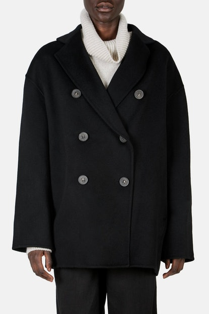 Odine Double Breasted Coat