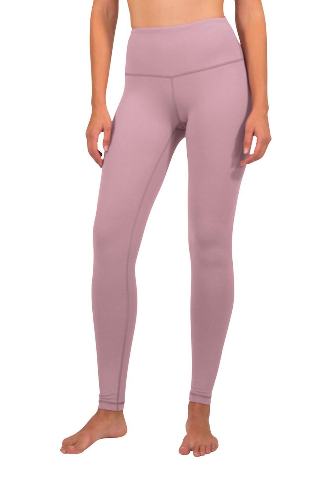 Squat-Proof Interlink Legging
