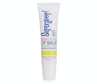 Supergoop! AcaiFusion Lip Balm Broad Spectrum SPF 30