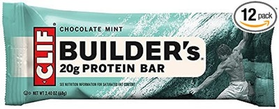 Clif Builder's Protein Bar in Chocolate Mint