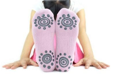 Rehabsox Yoga Socks (4 Pairs)