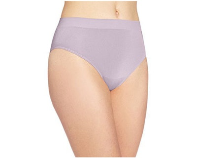 Wacoal B-Smooth High-Cut Panty (Sizes Small - 2X Plus)