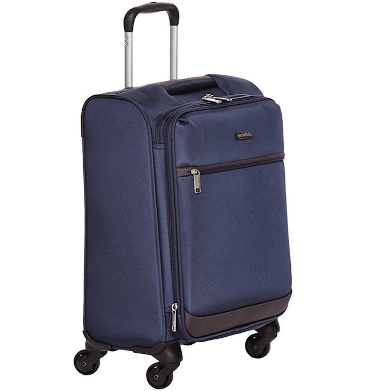 AmazonBasics Softside Spinner Luggage