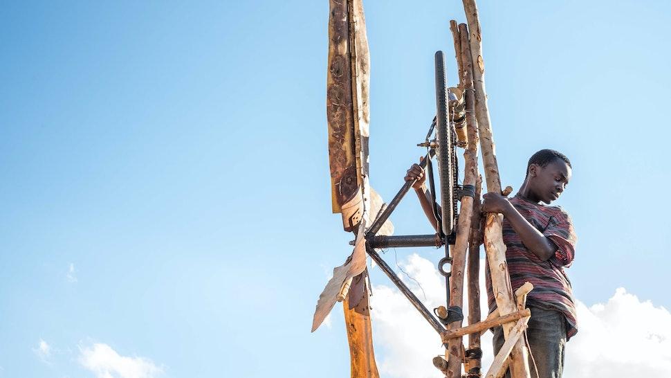 Risultati immagini per william kamkwamba