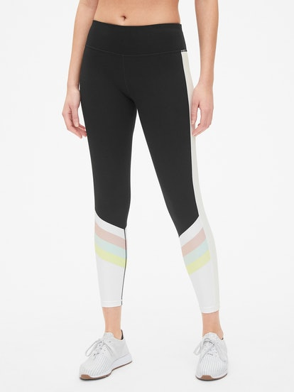 Blackout Color-Block Legging