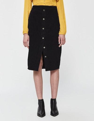 Maddison Button Down Skirt
