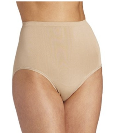 Vanity Fair Seamless Brief Panty (Sizes 6-9)
