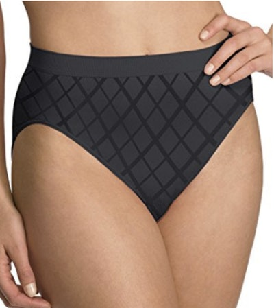 Barely There Hi Cut Panty (Sizes 6-11)