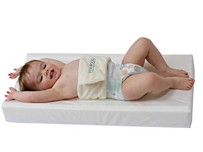 PooPoose Wiggle-Free Diaper Changing Pad