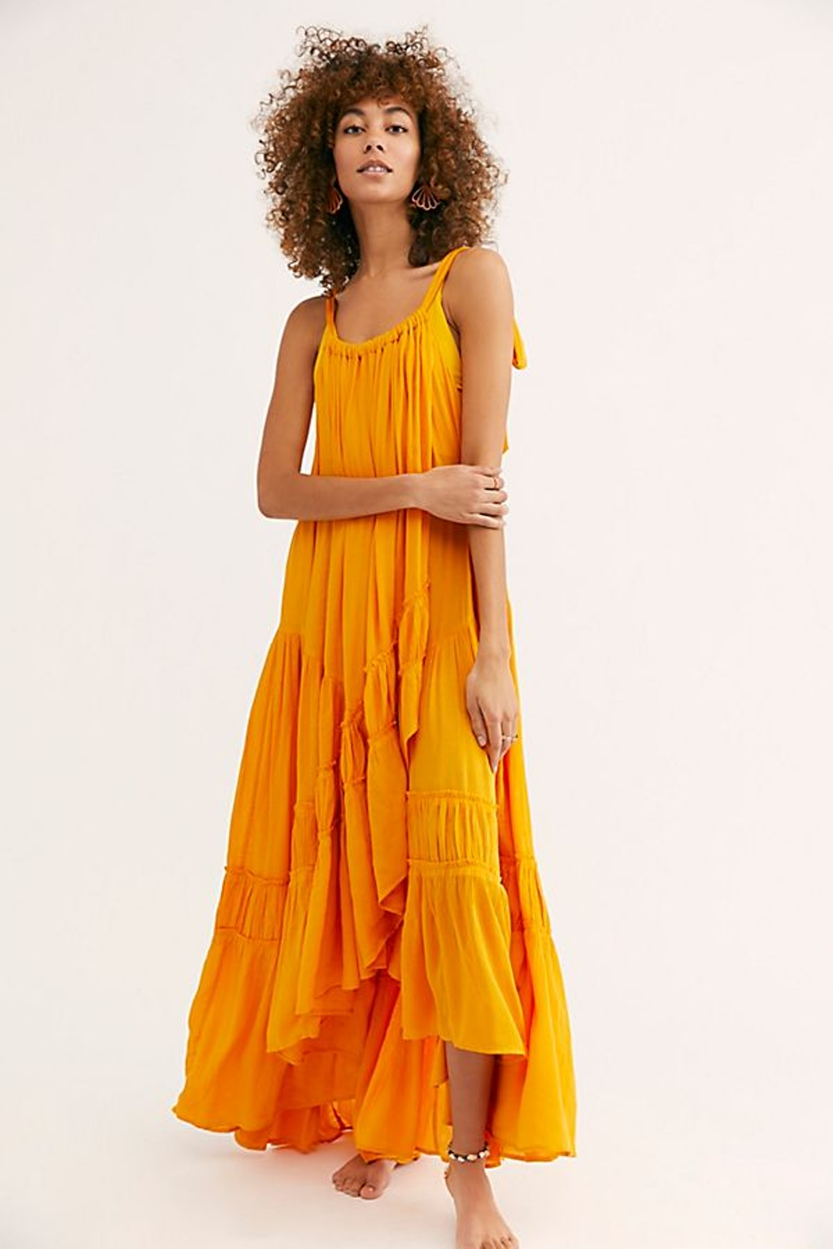 Bare It All Maxi Dress