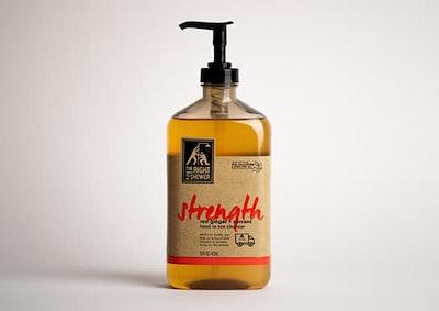 Strength Body Wash