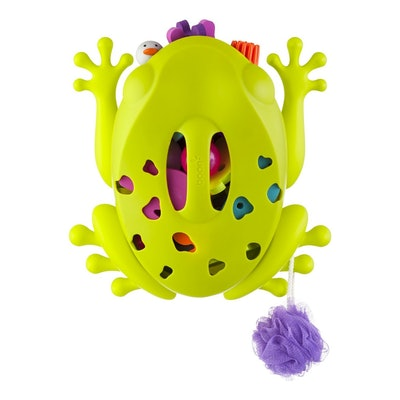 Boon Frog Pod Bathtime Scoop