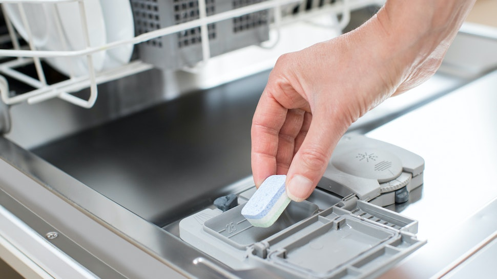 The 3 Best Dishwasher Detergents For Hard Water