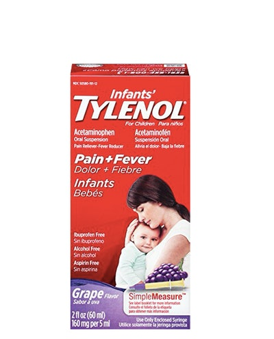 Infants' Tylenol Pain Reliever-Fever Reducer