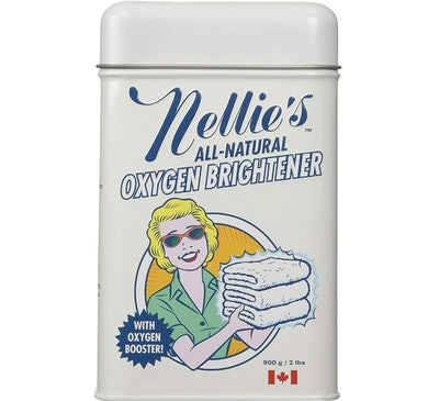 Nellie's Oxygen Brightener Powder Tin