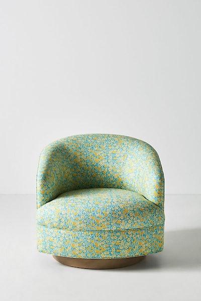 Paule Marrot Amoret Swivel Chair