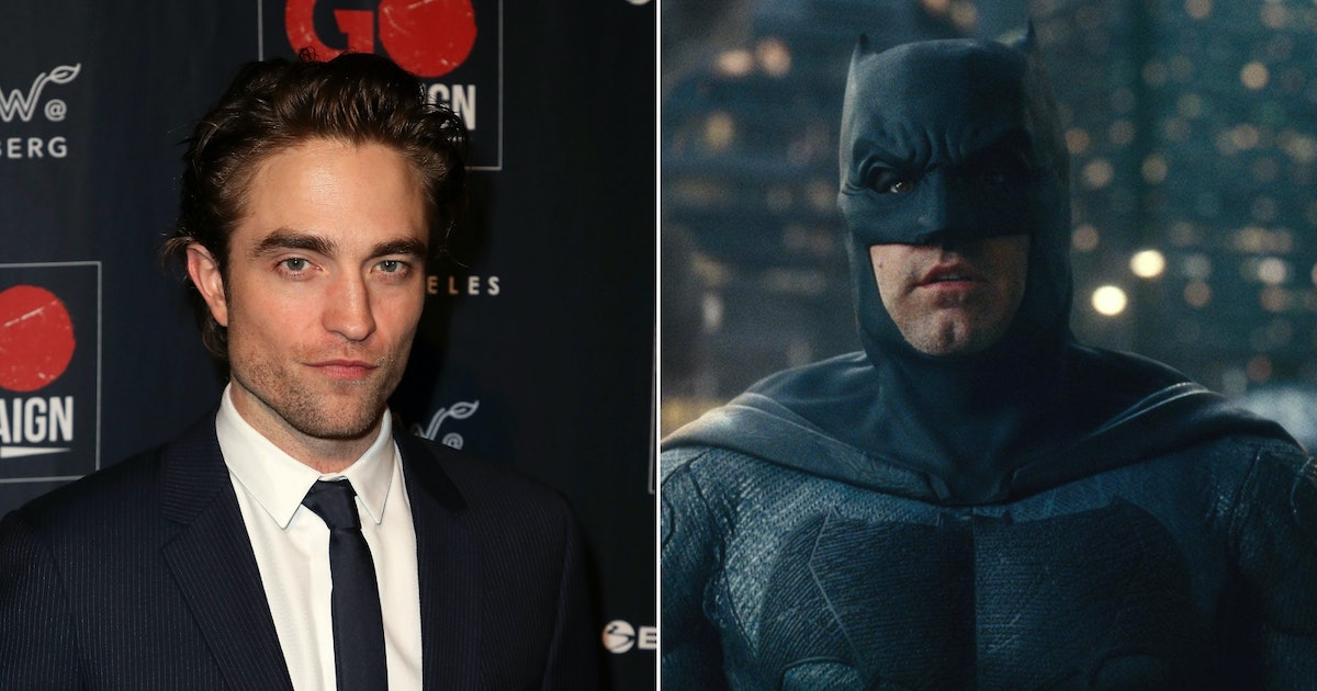 Robert Pattinson Is Rumored To Be The Next Batman & No, I'm Not OK