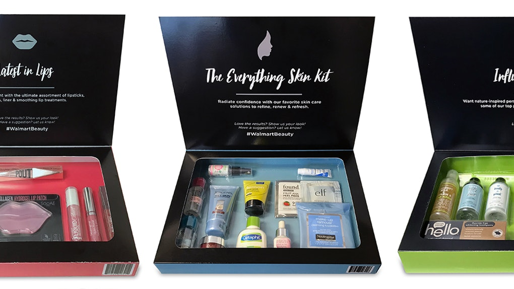 Walmart Beauty Boxes Are Back & They've Got All Your