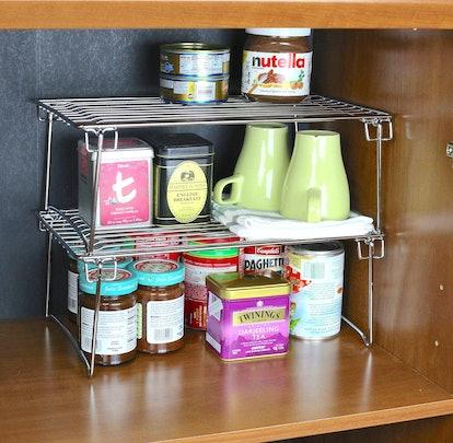 DecoBros Stackable Kitchen Organizer