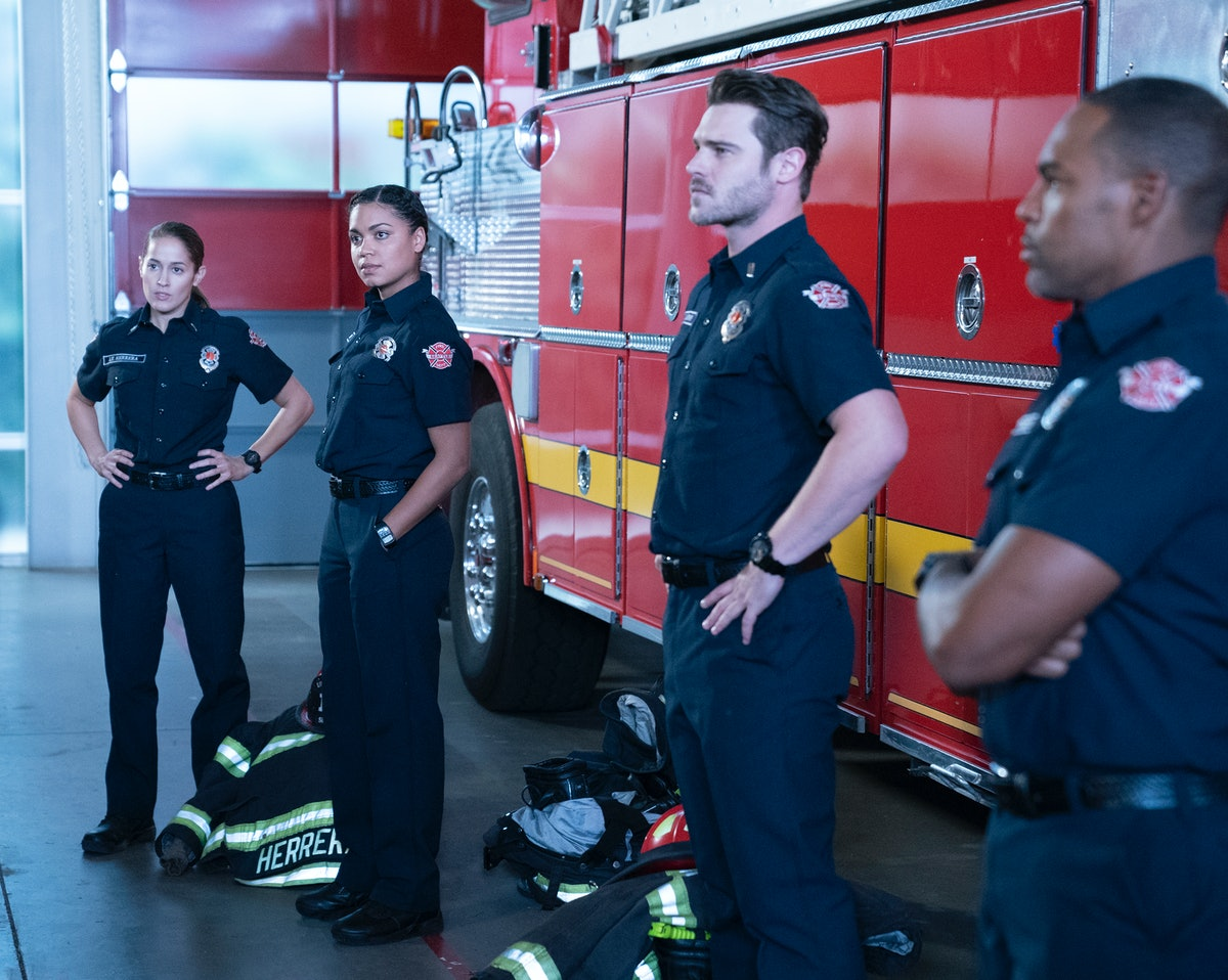 'Station 19' Has Been On Its Winter Break Too Long