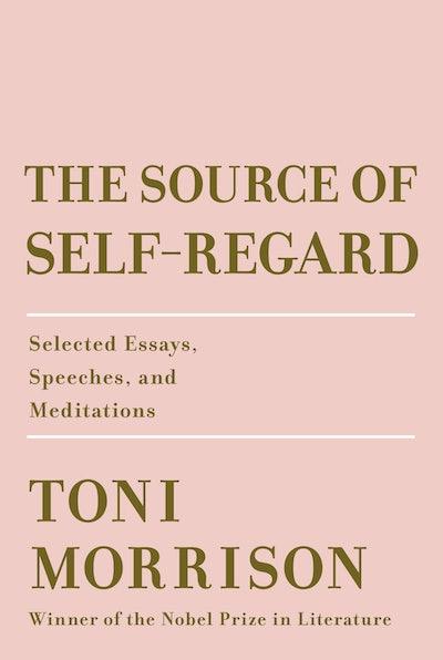 'The Source of Self-Regard' by Toni Morrison