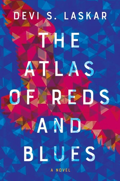 'The Atlas Of Reds And Blues' by Devi Laskar