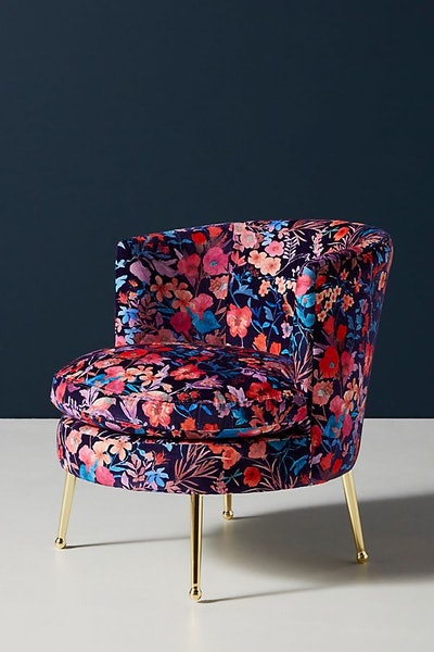 Cynthia Petite Accent Chair