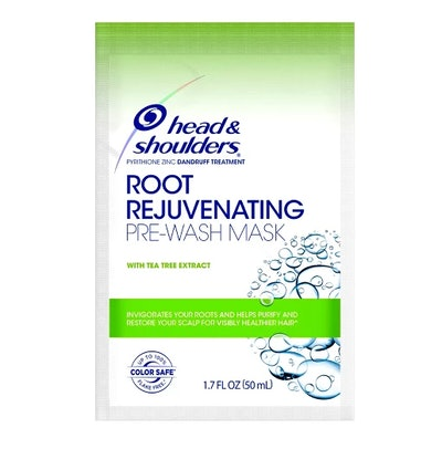 Head & Shoulders Root Rejuvenating Pre-Wash Mask with Tea Tree Extract - 1.7 fl oz