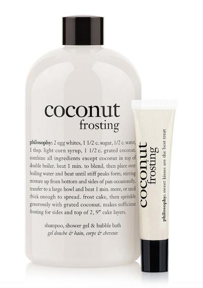 Coconut Frosting Bath Duo
