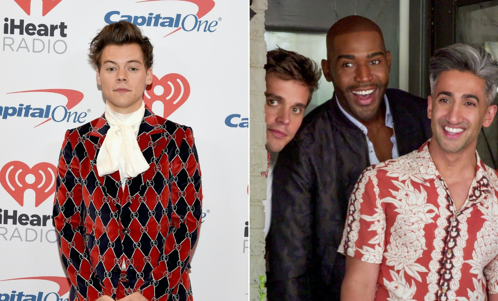 Will Harry Styles Be On \u0027Queer Eye\u0027? The Singer Was Spotted With The Fab 5  In Tokyo