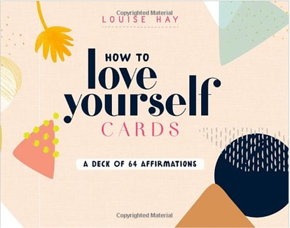 Louise Hay How To Love Yourself Cards