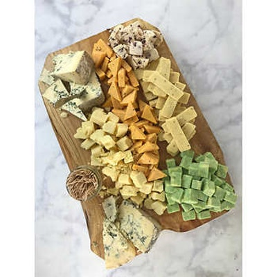 The New English Cheese Collection