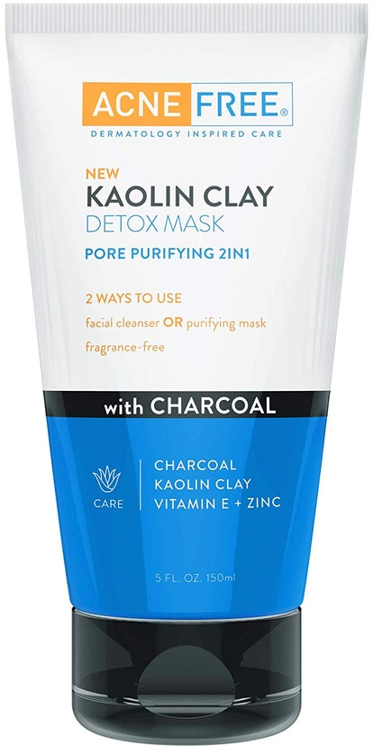 AcneFree Clay Detox Mask